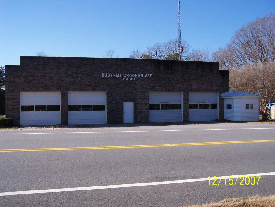 Ruby/Mt. Croghan Fire Department